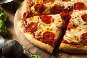 pizza-Sazio restaurant bar and cafe-Speed Food