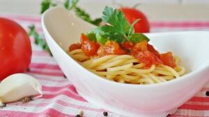 pasta-Nik at nicholson cafe bar and restaurant-Speed Food