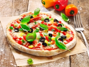Pizza-Exotic pizza pasta-Speed Food