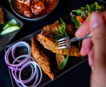 Gillafi Seekh Kebab