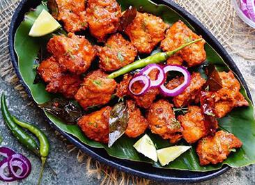 Tawa Chicken