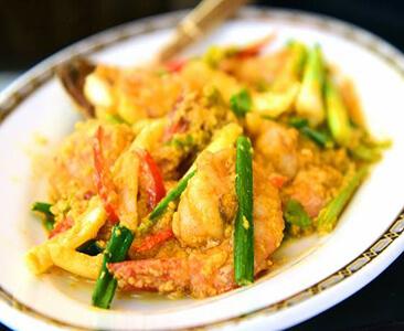 prawn curry sauce